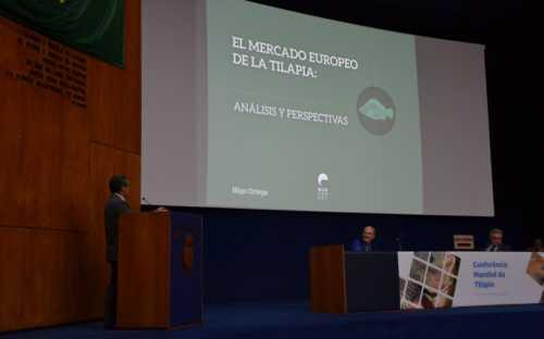 El mercado europeo para la tilapia por Iñigo Ortega