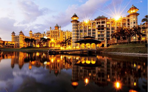 Palace of the Golden Horses - Kuala Lumpur