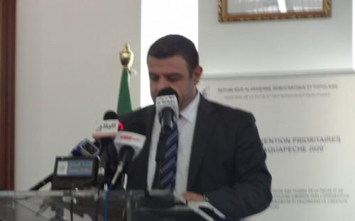 Sr. Nabil Assaf, Representante de FAO en Argelia