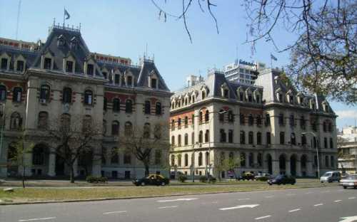 Sede del Ministerio de Agricultura, Ganadería y Pesca en Buenos Aires