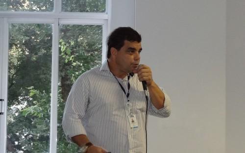 Cel. José Maurício de B. Padrone, Coordenador del CICCA