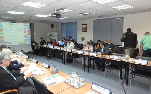 Reunión del Comité Técnico