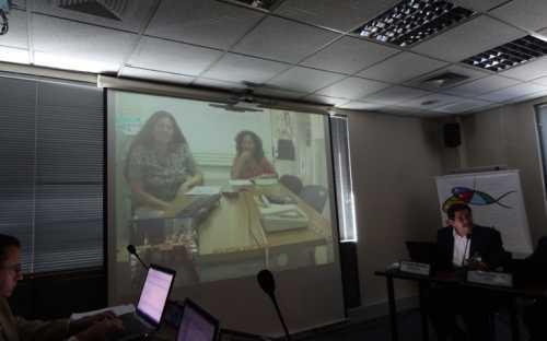 Videoconferencia con FAO-Roma