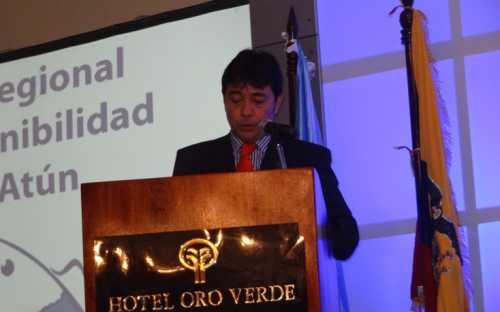 Ricardo Herrera, Presidente de CEIPA