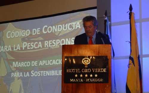 Roberto de Andrade, de FAO RLC