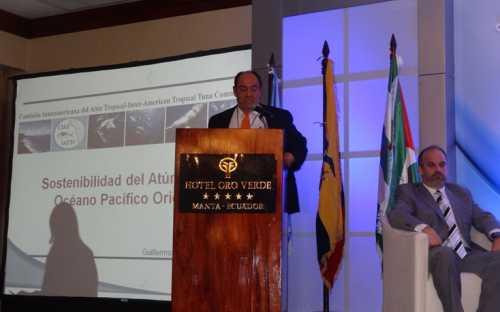 Guillermo Compeán, Director del CIAT