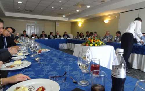 Almuerzo de CEIPA con los conferencistas
