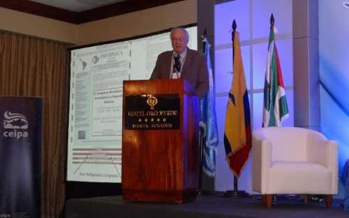 Roland Wiefels, director general de INFOPESCA