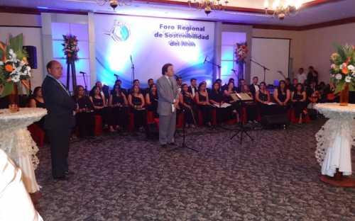 Presentación del Coro Lírico Montecriti