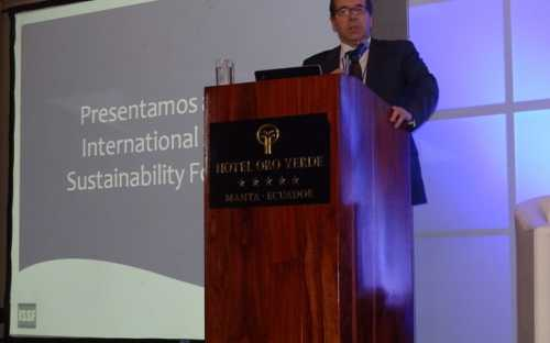 Juan Corrales, CEO/ISSF