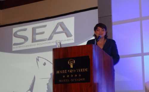 Mónica Maldonado, Directora Ejecutiva de CEIPA