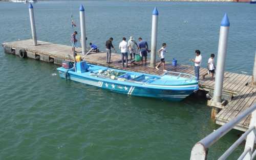 Nuevo Puerto Pesquero Artesanal de San Mateo