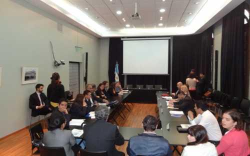 Participantes de la XIII reunión de COPESCAALC