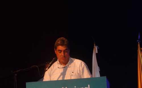 Apertura del Foro: Julián Botero, Director de la AUNAP