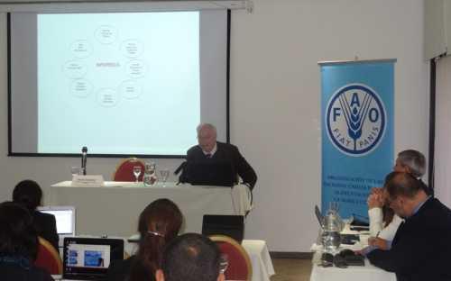 presentación de INFOPESCA, por Roland Wiefels