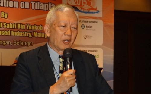Dr. Rafael D. Guerrero III, de la empresa Aquatic Biosystems, Filipinas