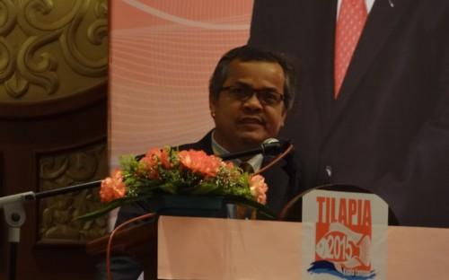 Dr. Mazuki Hashim, director de desarrollo acuicola de Malasia