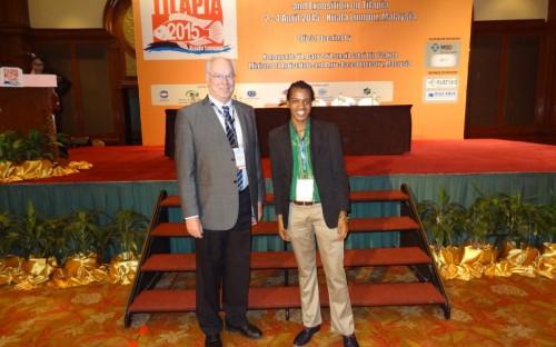 Cooperación América Latina y Africa