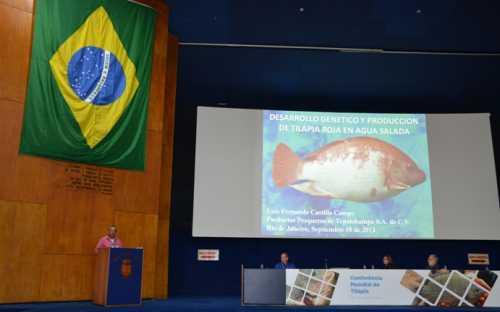 La tilapia en agua salada - la experiencia mexicana de Luis Fernando Castillo Campo