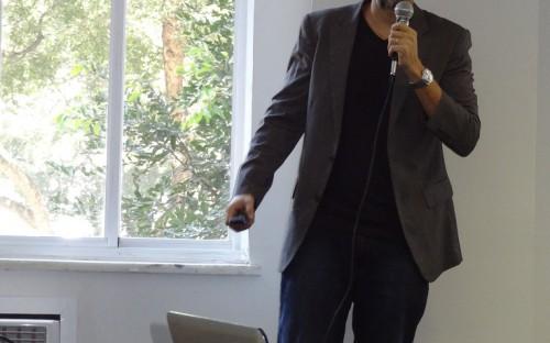 Dr. Adriano Prysthon, de la EMBRAPA
