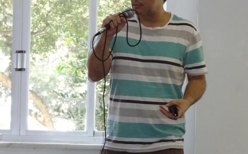 Dr. Luiz Eduardo de Souza Moraes, del INEA
