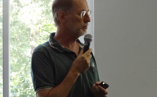 Prof. Cassiano Monteiro, de la UFF