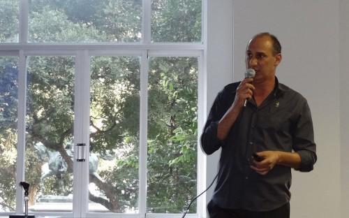 Wallace Canêdo Machado, del Ministerio de Pesca y Acuicultura