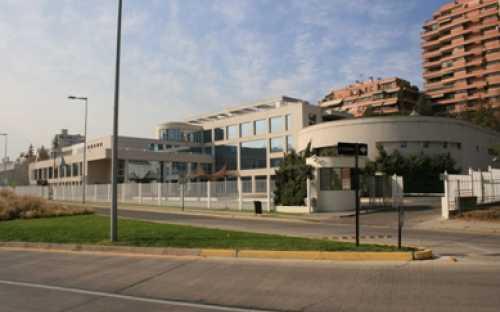 Sede de la FAO RLC en Santiago de Chile