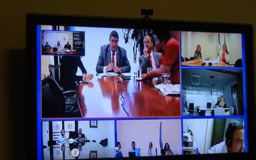 Julián Botero Arango, Director General de la AUNAP de Colombia, nuevo Presidente de la Asamblea General de INFOPESCA