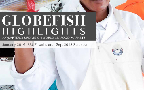 01.Economía Mundial del Sector Pesquero - Enero 2019