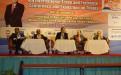 El Ministro de Agricultura de Malasia y demás autoridades en la apertura oficial del evento